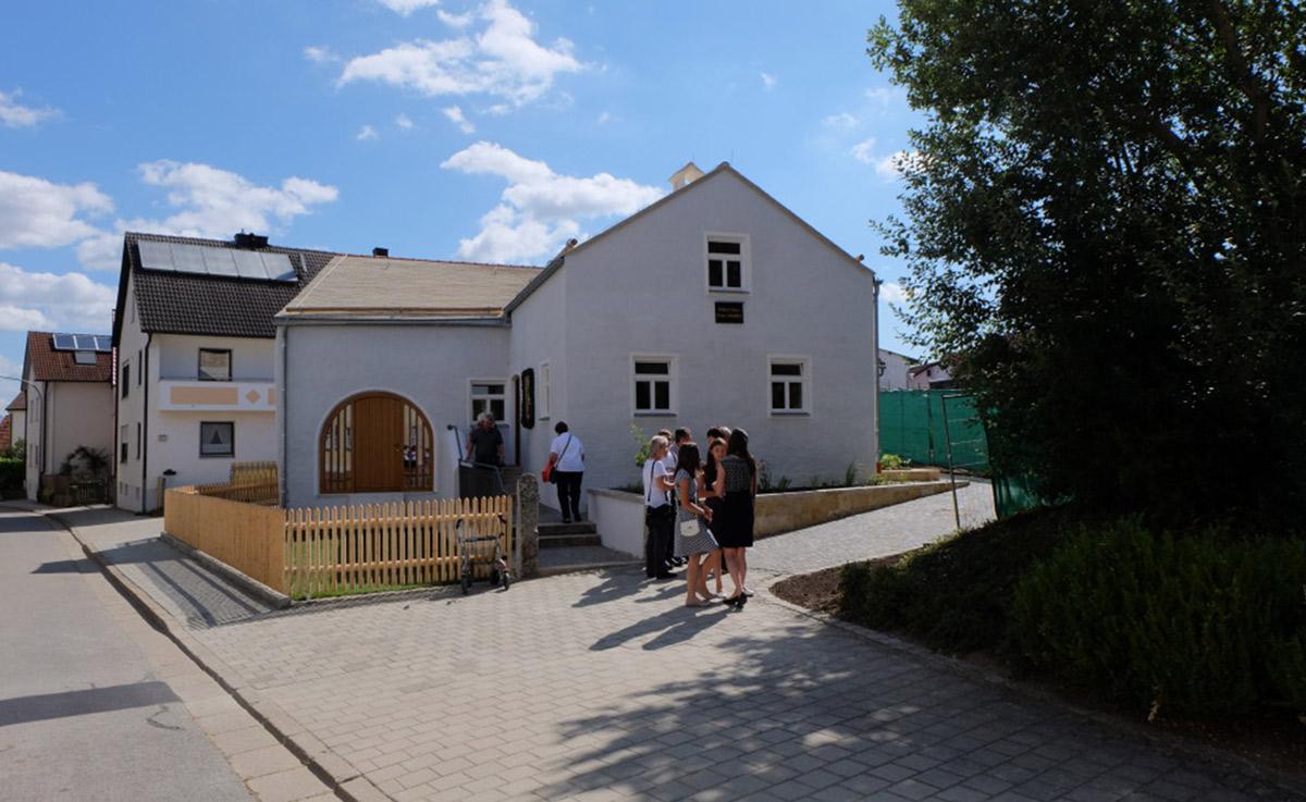 Anna-Schäfer, Haus, Mindelstetten,