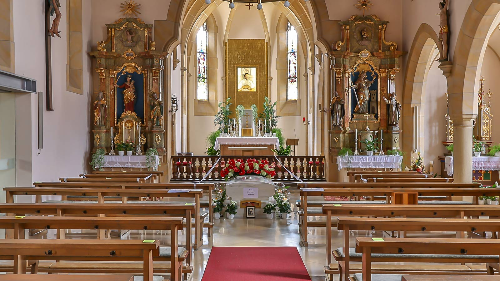 Kirche, Schäfer, Anna, heilig,